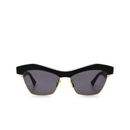 Bottega Veneta® Sunglasses: BV1099S color Black 001.