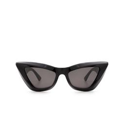 Bottega Veneta® Sunglasses: BV1101S color Black 001.