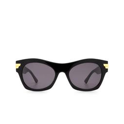 Bottega Veneta® Sunglasses: BV1103S color Black 001.