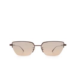 Bottega Veneta® Sunglasses: BV1107S color Brown 003.
