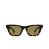 Bottega Veneta® Cat-eye Sunglasses: BV1119S color Havana 002 - product thumbnail 1/3.