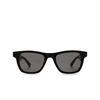 Bottega Veneta® Square Sunglasses: BV1120S color Black 001 - product thumbnail 1/3.