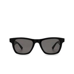 Bottega Veneta® Square Sunglasses: BV1120S color Black 001.