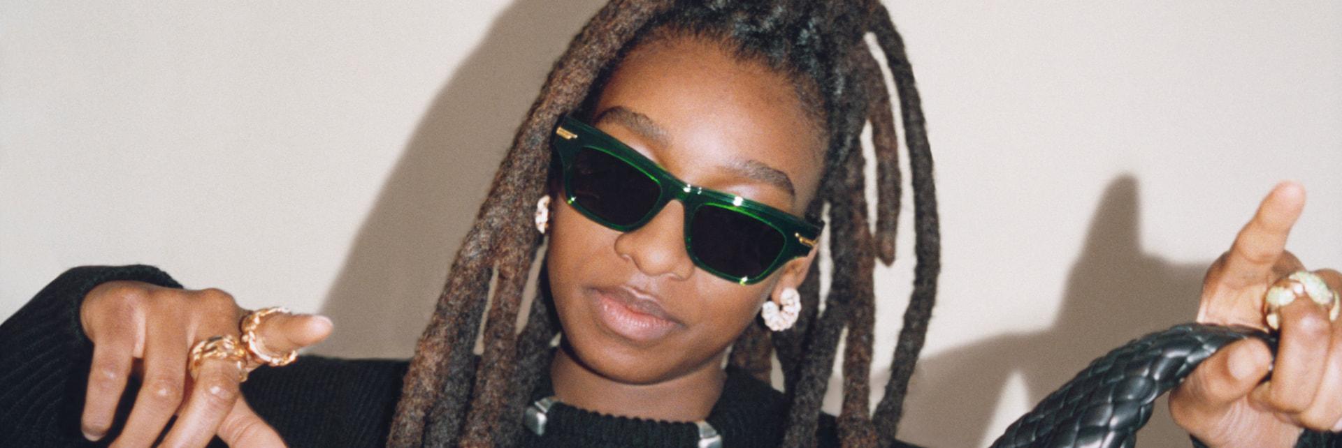 Bottega Veneta® Sunglasses