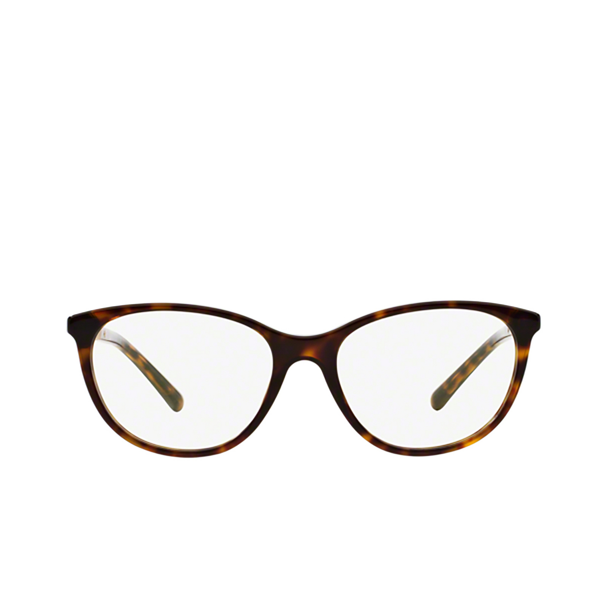 Burberry® Square Eyeglasses: BE2205 color Dark Havana 3002.