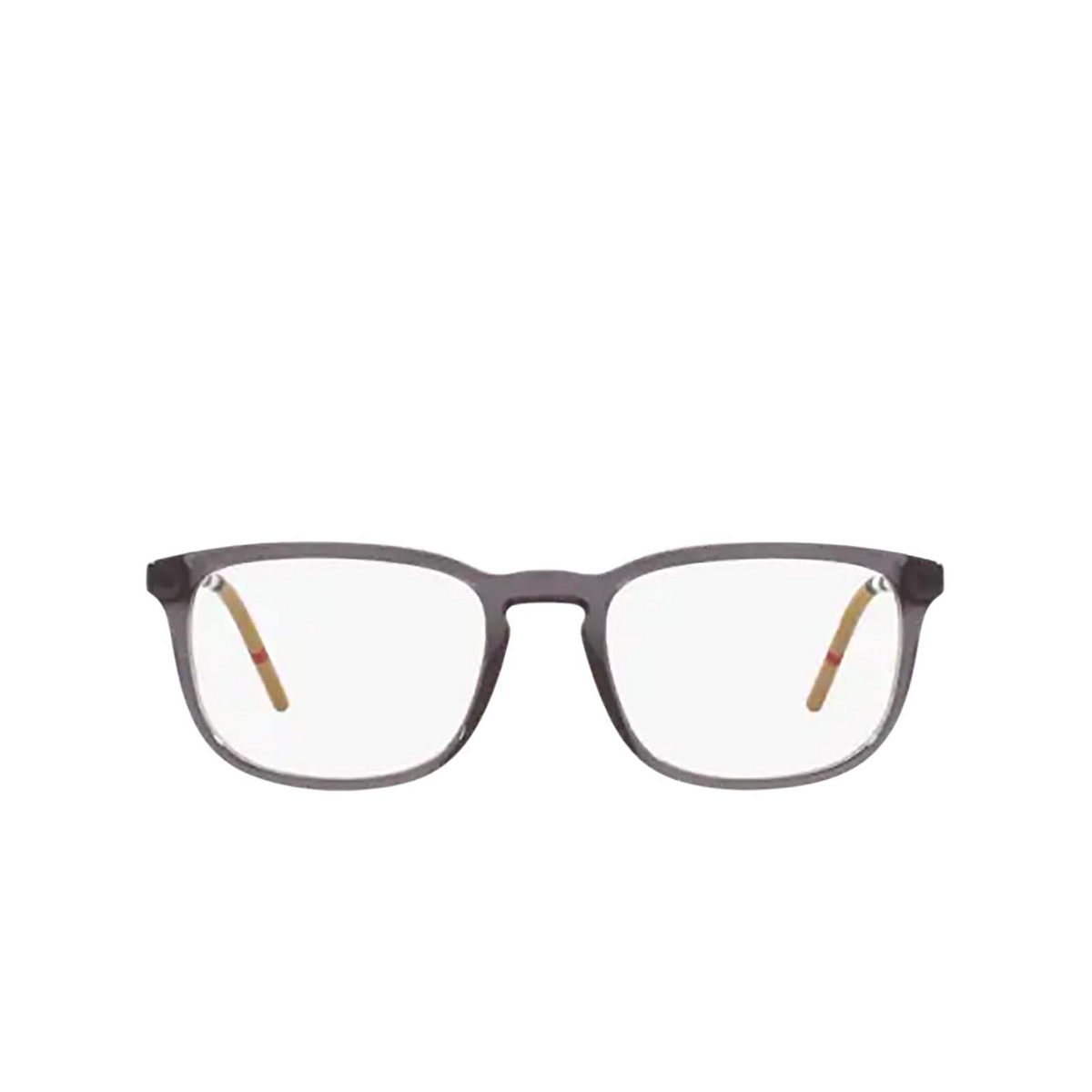 Burberry® Square Eyeglasses: BE2283 color Dark Grey 3544 - front view.