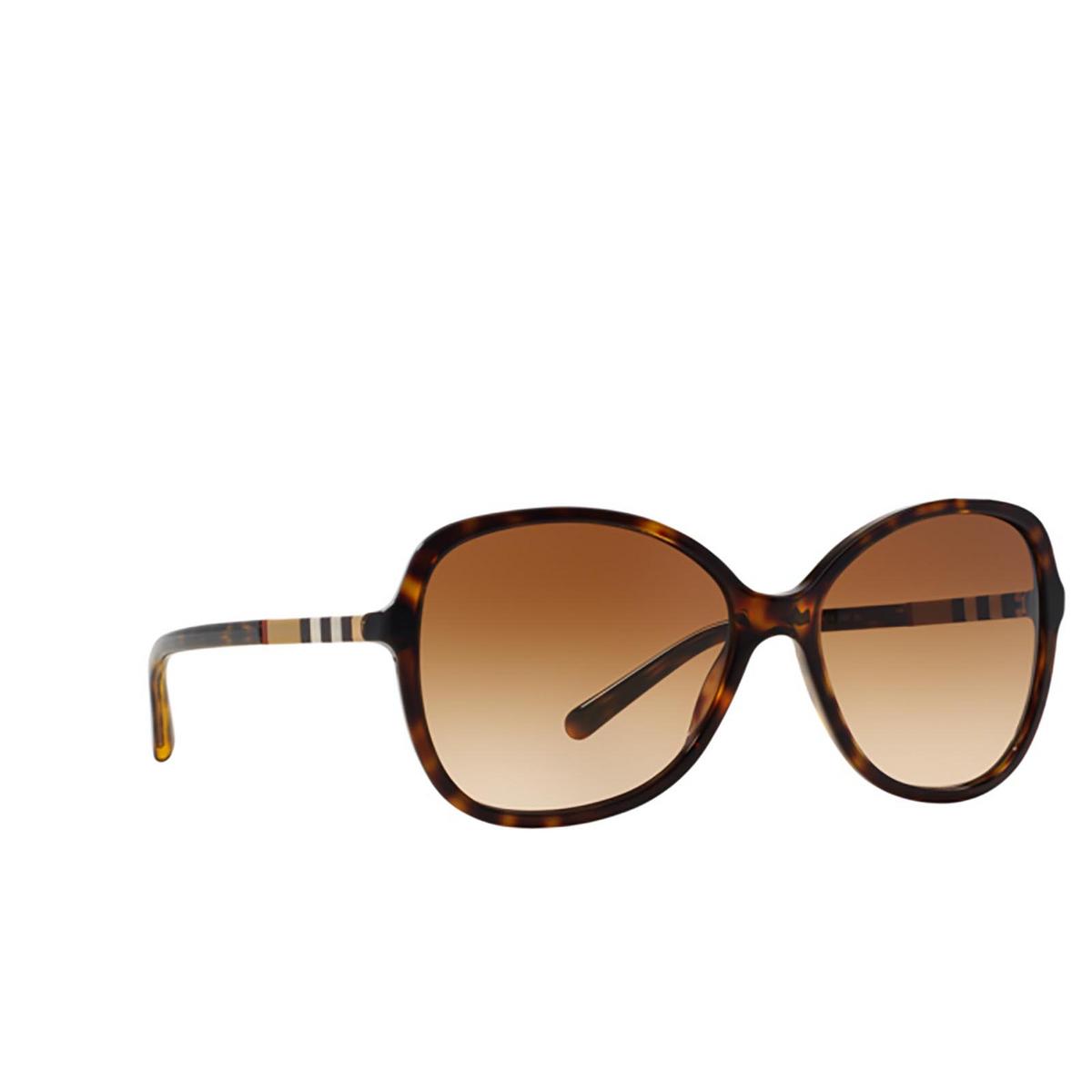 Burberry® Butterfly Sunglasses: BE4197 color Dark Havana 300213.