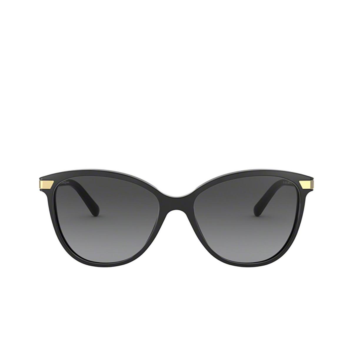 Burberry® Cat-eye Sunglasses: BE4216 color Black 3001T3.