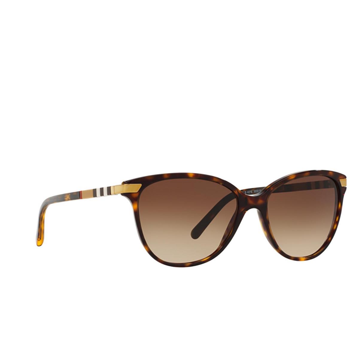 Burberry® Cat-eye Sunglasses: BE4216 color Dark Havana 300213.