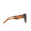 Burberry® Irregular Sunglasses: BE4261 color Black 37578G - product thumbnail 3/3.