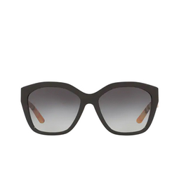 Burberry® Irregular Sunglasses: BE4261 color Black 37578G.