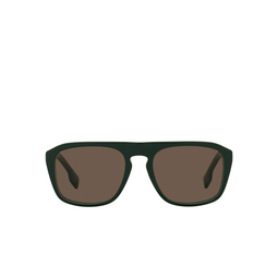 Burberry® Square Sunglasses: BE4286 color Green 392773.