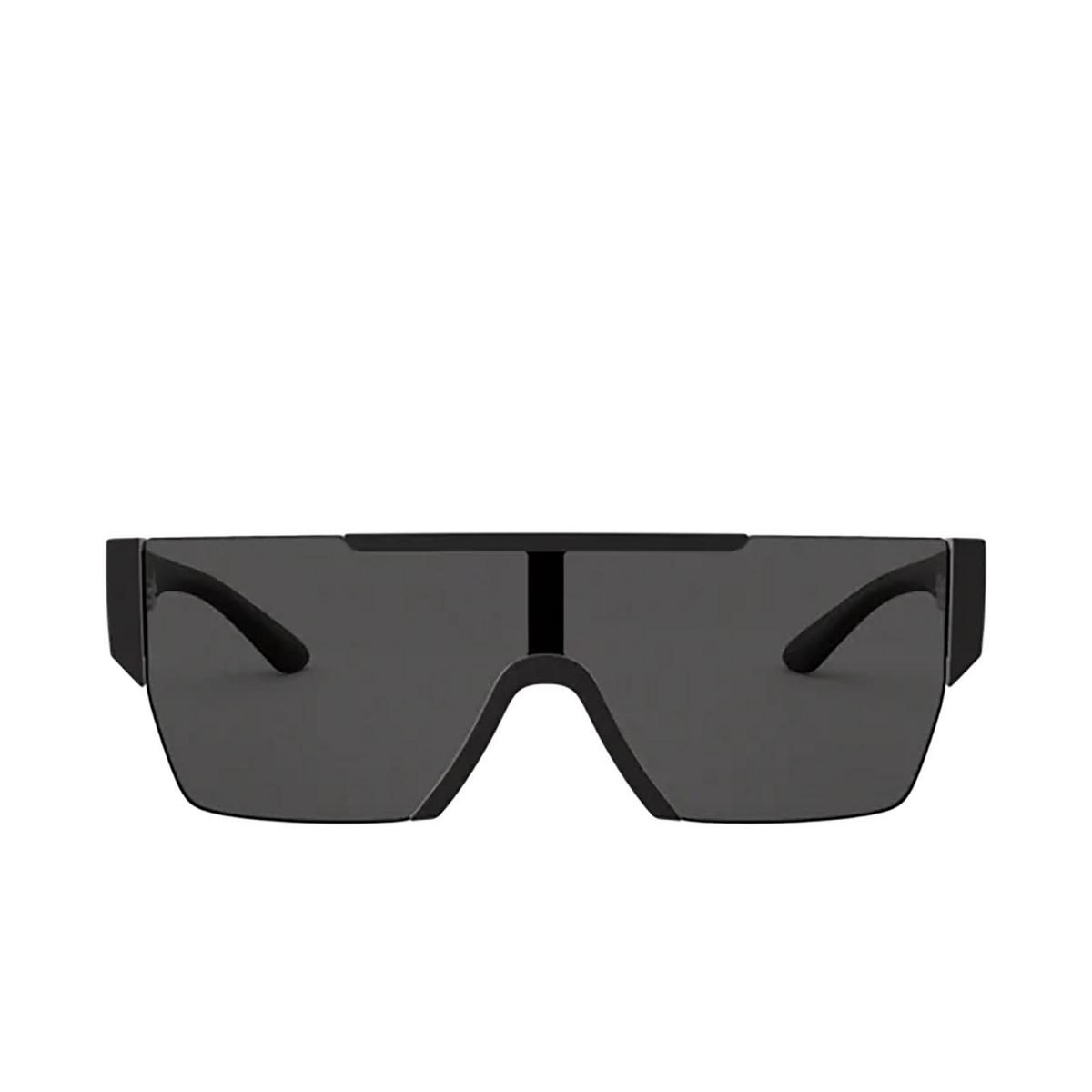 Burberry® Rectangle Sunglasses: BE4291 color Matte Black 346487.