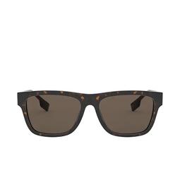 Burberry® Square Sunglasses: BE4293 color Dark Havana 3002/3.