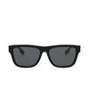Burberry® Square Sunglasses: BE4293 color Black 377381 - product thumbnail 1/3.