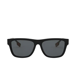 Burberry® Square Sunglasses: BE4293 color Black 377381.