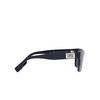 Burberry® Square Sunglasses: BE4309 color Matte Black 346487 - product thumbnail 3/3.