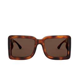 Burberry® Square Sunglasses: BE4312 color Light Havana 331673.