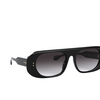 Burberry® Square Sunglasses: BE4322 color Black 38788G - product thumbnail 2/3.