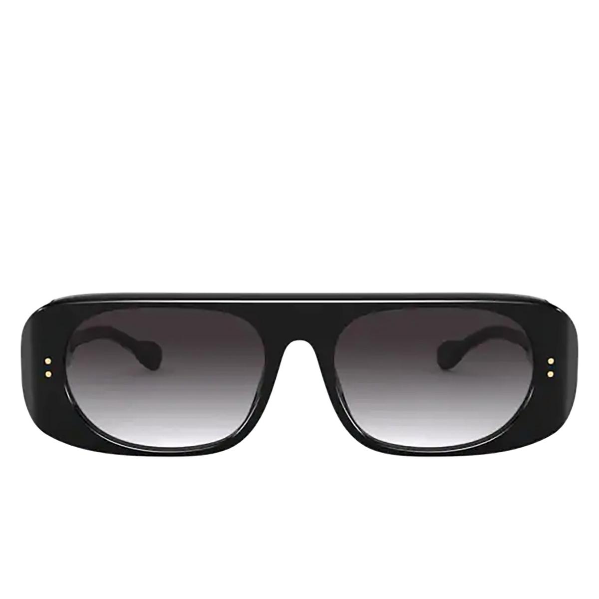 Burberry® Square Sunglasses: BE4322 color Black 38788G - 1/3.