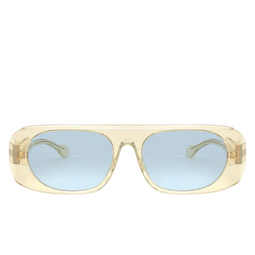 Burberry® Square Sunglasses: BE4322 color Transparent Yellow 387980.