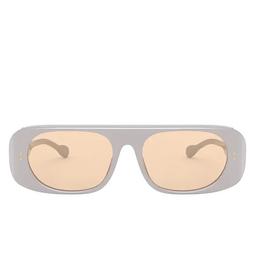 Burberry® Square Sunglasses: BE4322 color Grey 388073.