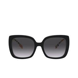 Burberry® Sunglasses: Caroll BE4323 color Black 38538G.