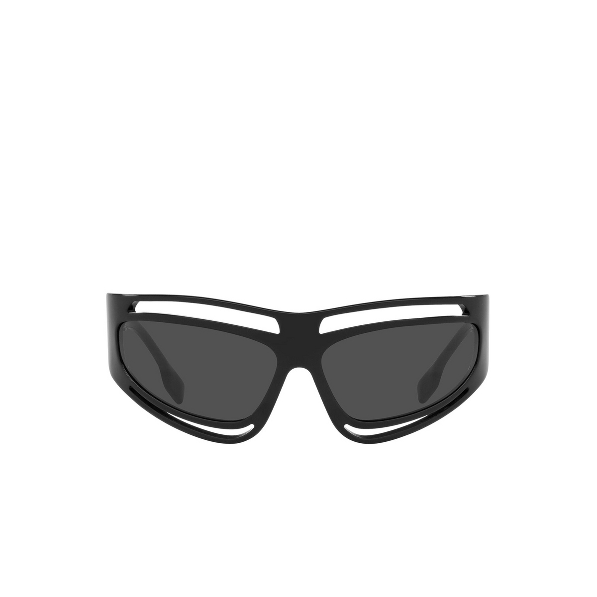 Burberry® Sport Sunglasses: BE4342 color Black 300187 - front view.