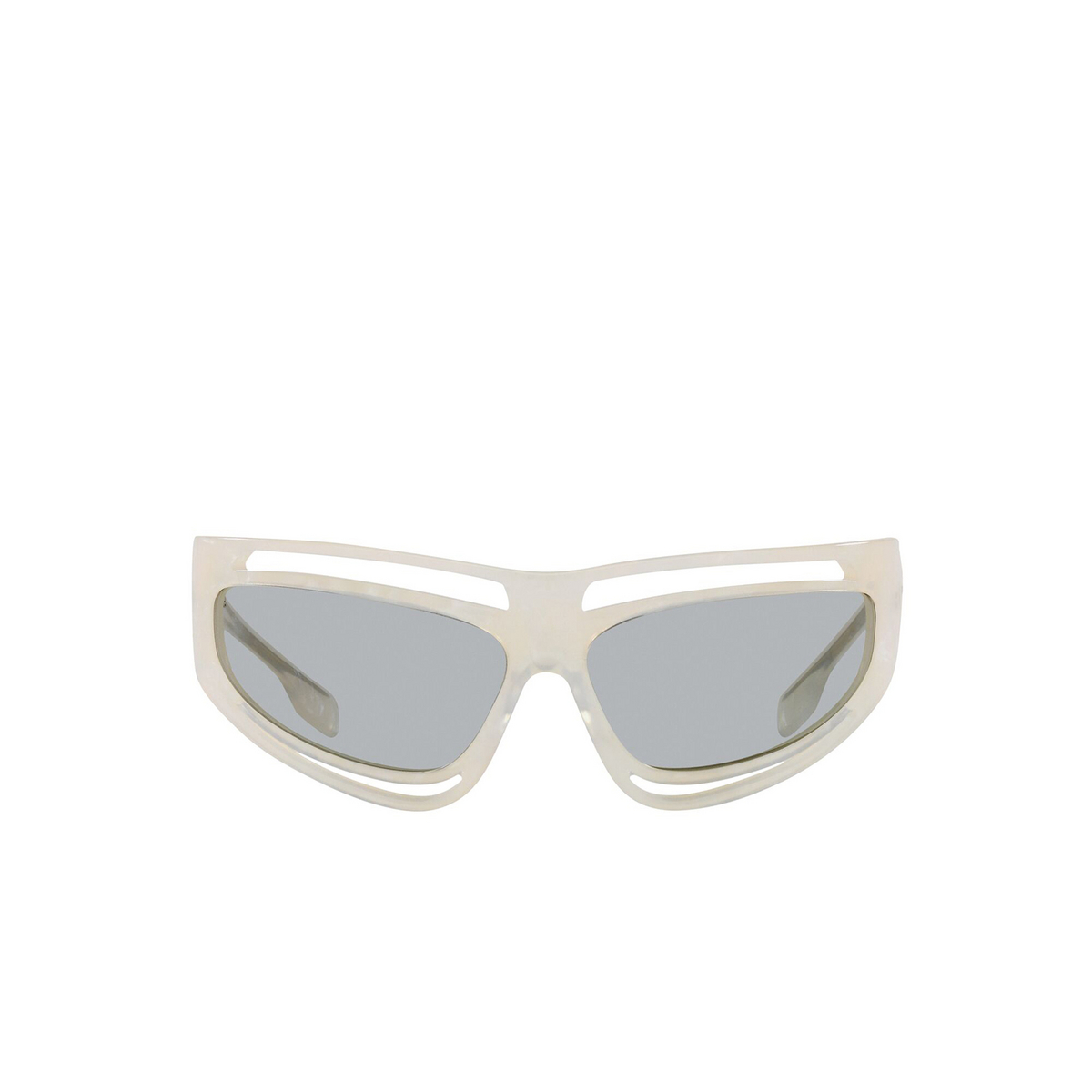 Burberry® Sport Sunglasses: BE4342 color Ivory Madreperla 388687 - front view.