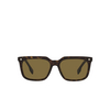 Burberry® Square Sunglasses: Carnaby BE4337 color Dark Havana 300273 - product thumbnail 1/3.