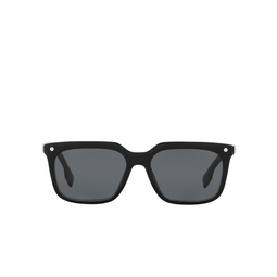 Burberry® Square Sunglasses: Carnaby BE4337 color Black 379887.