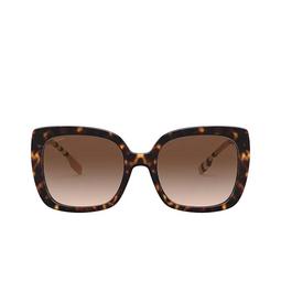 Burberry® Sunglasses: Caroll BE4323 color Dark Havana 385413.
