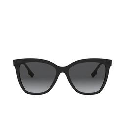 Burberry® Sunglasses: Clare BE4308 color Black 3853T3.