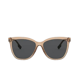Burberry® Sunglasses: Clare BE4308 color Transparent Brown 385687.