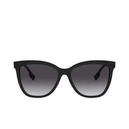 Burberry® Sunglasses: Clare BE4308 color Black 38588G.