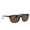 Burberry® Rectangle Sunglasses: Ellis BE4319 color Dark Havana 300273 - product thumbnail 2/3.