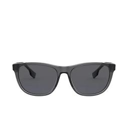 Burberry® Rectangle Sunglasses: Ellis BE4319 color Transparent Grey 354481.