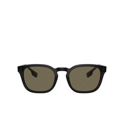 Burberry® Square Sunglasses: Ellis BE4329 color Black 3001/3.