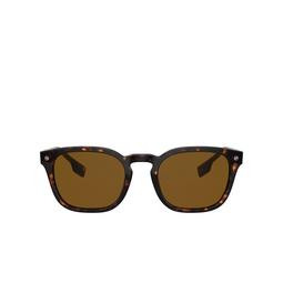 Burberry® Square Sunglasses: Ellis BE4329 color Dark Havana 300283.