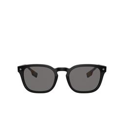 Burberry® Square Sunglasses: Ellis BE4329 color Black 375787.