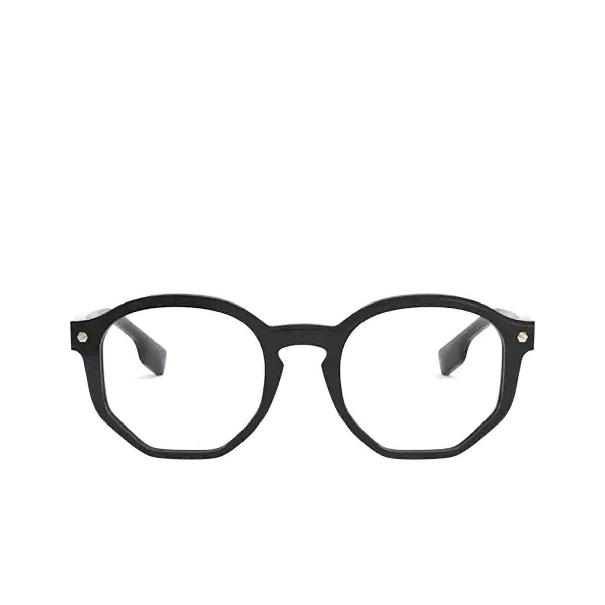 Burberry® Irregular Eyeglasses: Hogarth BE2317 color Black 3001 - front view.