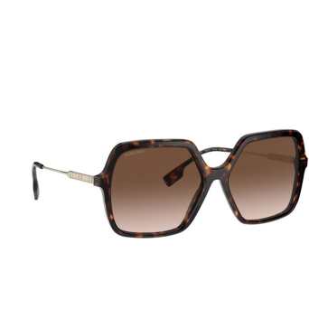 Burberry® Square Sunglasses: Isabella BE4324 color Dark Havana 300213.