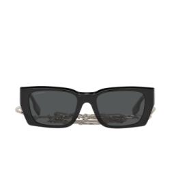 Burberry® Sunglasses: Poppy BE4336 color Black 392887.