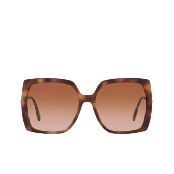 Burberry® Square Sunglasses: Luna BE4332 color Light Havana 331613.
