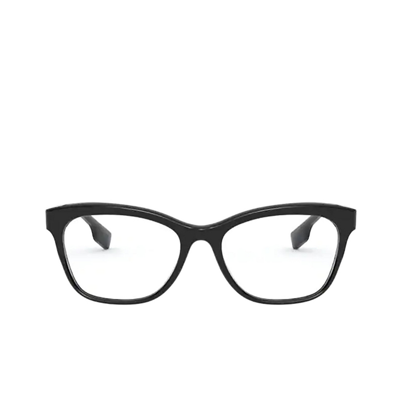 Burberry® Square Eyeglasses: Mildred BE2323 color Black 3001.