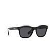 Burberry® Square Sunglasses: Miller BE4341 color Black 3001T8 - product thumbnail 2/3.