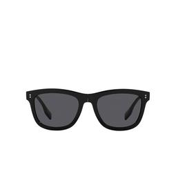 Burberry® Square Sunglasses: Miller BE4341 color Black 3001T8.