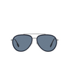 Burberry® Aviator Sunglasses: Oliver BE3125 color Gunmetal 100380 - product thumbnail 1/3.