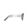 Burberry® Aviator Sunglasses: Oliver BE3125 color Gunmetal 100380 - product thumbnail 3/3.