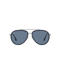 Burberry® Aviator Sunglasses: Oliver BE3125 color Gunmetal 100380.
